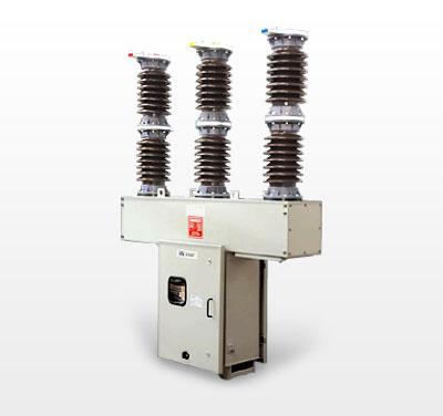 Porcelain Clad Vacuum Circuit Breaker