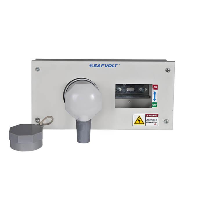 Plug and Socket Distribution Boards Manufacturer & Supplier - SAFVOLT