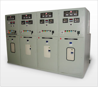 Synchronized AMF Panels